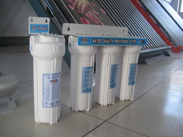 Vízszűrő berendezés kellékek