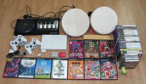 Változatos PS2 games