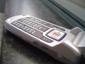 HTC mobiltelefon