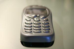 Mobiltelefon dual sim