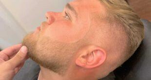 férfi haj- és szakállvágás